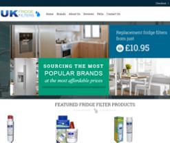 UK Fridge Filters Discount Code