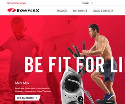Bowflex Canada Promo Codes