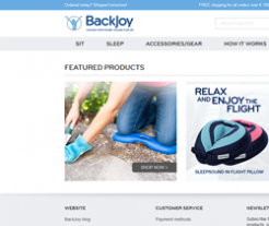 BackJoy UK Discount Code