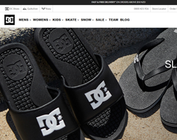 DC Shoes New Zealand
