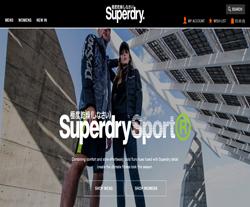 Superdry Australia Promo Codes