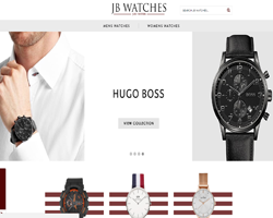 JB Watches Promo Codes 2018