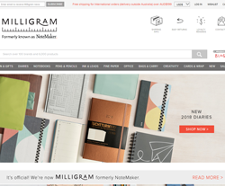Milligram Coupon 2018