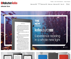 Kobo ebook UK Discount Code 2018