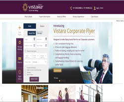 Air Vistara Promo Codes 2018