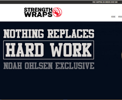 Strength Wraps Promo Codes