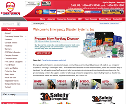 Emergency Disaster Systems Promo Codes