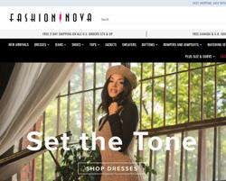 Fashion Nova Discount Codes