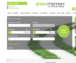 Green Motion Discount Code
