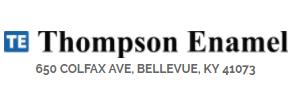 Thompson Enamel coupon