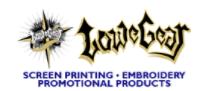 LoweGear Printing