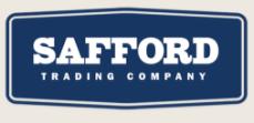 Safford Trading Company coupon