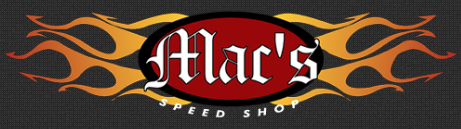 Mac's Speed Shop Coupons