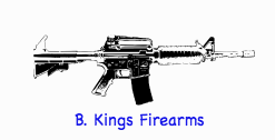 B. King's Firearms Coupons