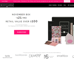 Boxycharm Coupon Codes 2018