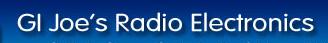 GI Joe's Radio Electronics Discount Code