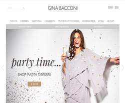 GINA BACCONI Discount Code