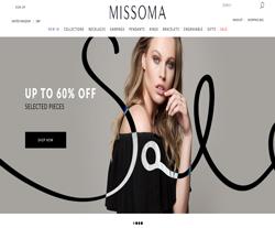 Missoma Discount Code