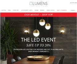 Lumens Promo Code