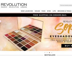 Revolution Beauty USA Promo Codes