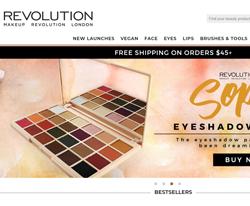 Revolution Beauty USA Promo Codes 2018