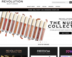 Makeup Revolution Discount Code 2018