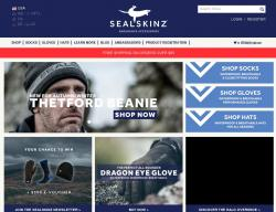 SealSkinz Promo Codes 2018