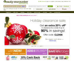 Beauty Encounter Coupon 2018