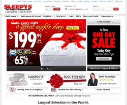 Sleepys Coupon