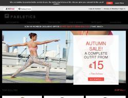 Fabletics UK Discount Code