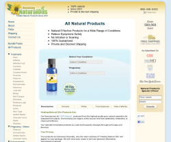 Healing Natural Oils Coupon 2018