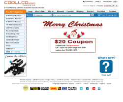 CoolLCD Coupon & Promo Code