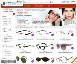 Global Eyeglasses Coupon