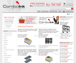 ComboInk Coupon 2018