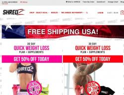 Shredz Coupon Codes