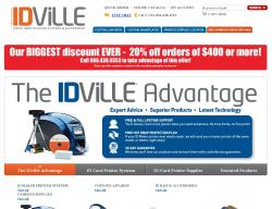 IDViLLE Coupon Codes 2018