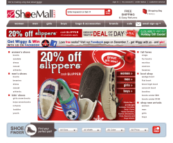 ShoeMall Promo Codes 2018