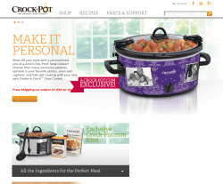 Crock-Pot Coupon
