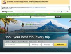 TripAdvisor Singapore Promo Codes