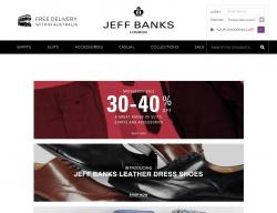 Jeff Banks Australia Promo Codes 2018