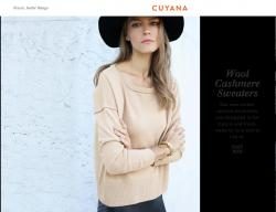 Cuyana Promo Codes 2018