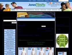 Jonestshirts Promo Codes