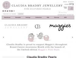 Claudia Bradby Discount Code