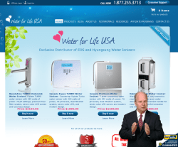 Water for Life USA Coupons