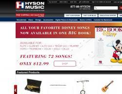Hyson Music Promo Codes
