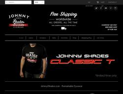Johnny Shades Promo Codes 2018