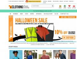 Clothing Shop Online Discount Codes 2018