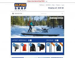 Alpine Shop VT Promo Codes