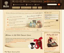 Cafe Britt Coupon
