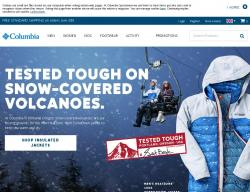 Columbia Sportswear UK Discount Code